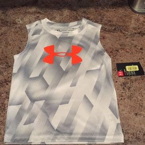 Boys 3T Under Armour Shirt new with tags.